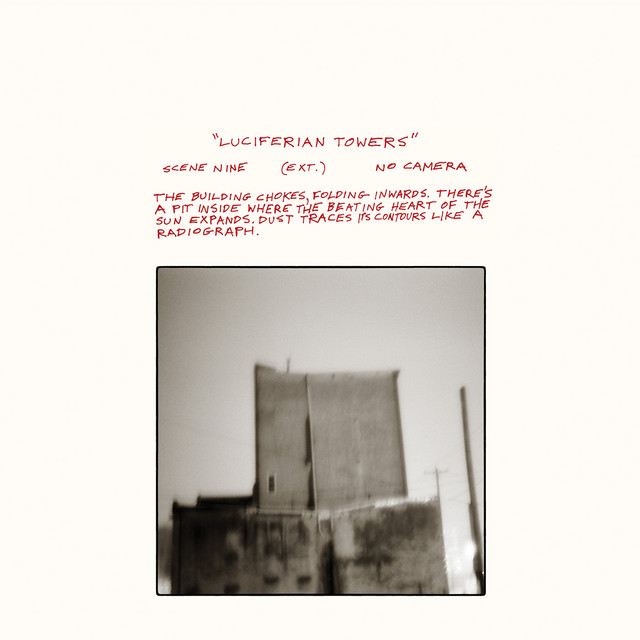 Skivomslag för Godspeed You! Black Emperor: Luciferian Towers