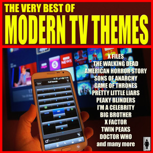 The Very Best Of Modern TV Themes Albumcover