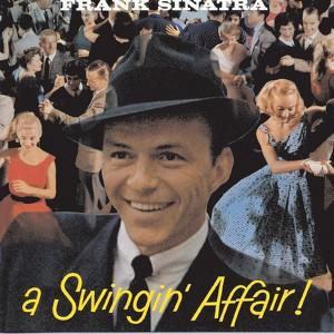 A Swingin' Affair! Albumcover