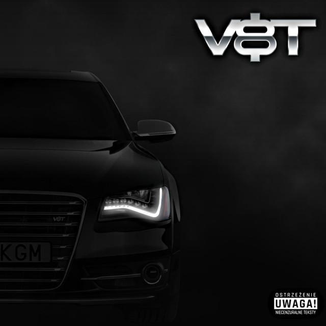 Album cover for V8T by Kali, Flvwlxss