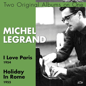 I Love Paris, Holiday In Rome (Two Original Albums on One) album