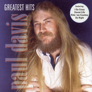 Paul Davis Greatest Hits album