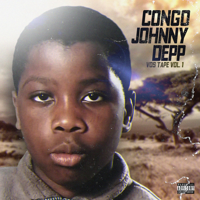 Album cover for Vostape Vol.1: Congo Johnny Depp by LouiVos
