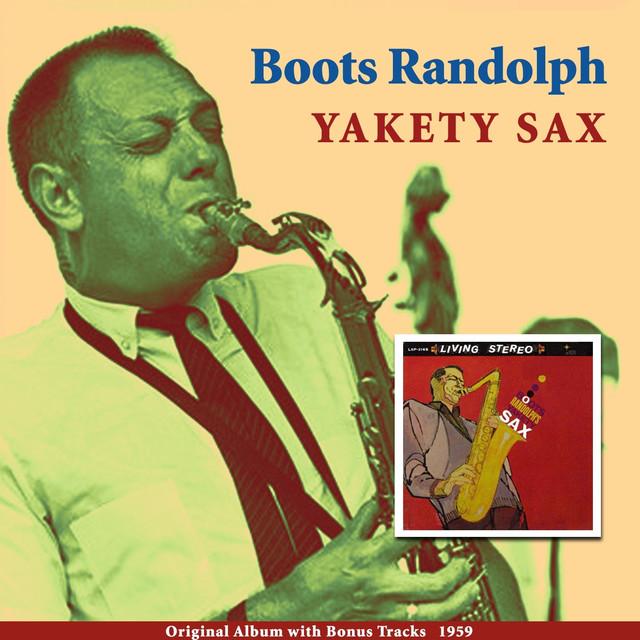 Boots Randolph Yakety Sax (Original Album Plus Bonus Tracks 1959) album cover