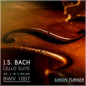 J.S. Bach: Cello Suite No. 1 in G Major, Bwv 1007 Albumcover