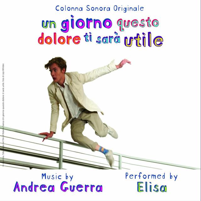 Elisa, Andrea Guerra Un giorno questo dolore ti sarà utile album cover