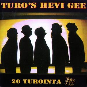 20 Turointa Albumcover