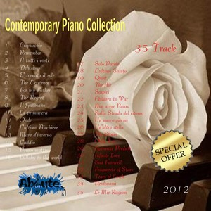Contemporary Piano Collection Albumcover