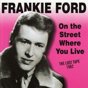 On The Street Where You Live album