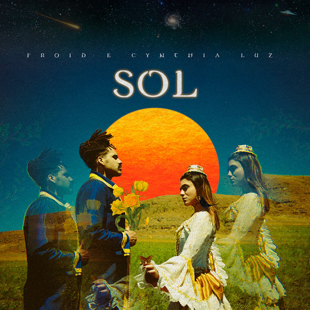 Album cover for Sol by Froid, Cynthia Luz