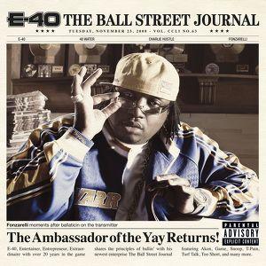 The Ball Street Journal Albumcover