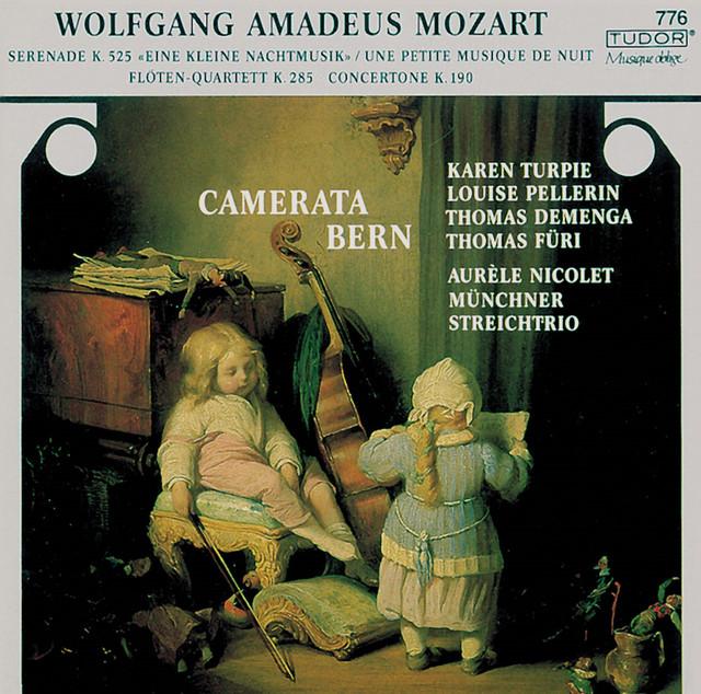 Mozart: Eine Kleine Nachtmusik, Concertone & Flute Quartet No. 1