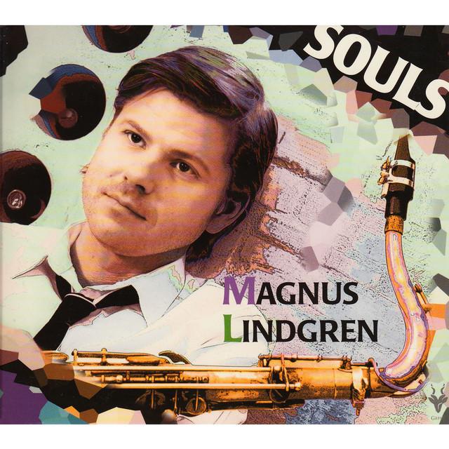 Skivomslag för Magnus Lindgren: Souls