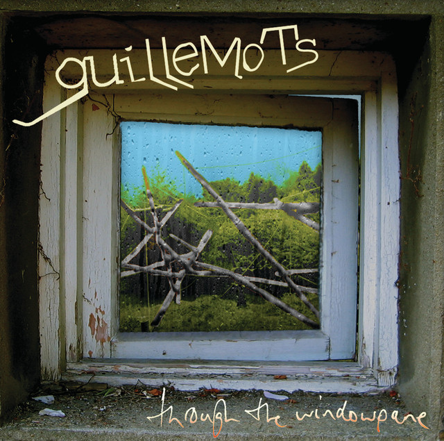 Album cover for Through The Windowpane by Guillemots