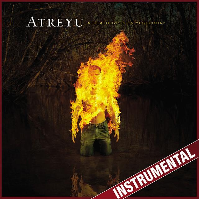 Atreyu A Death-Grip On Yesterday (Instrumental) album cover