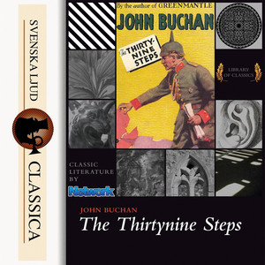 The Thirty-Nine Steps (unabridged) Audiobook