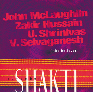 Remember Shakti The Believer album