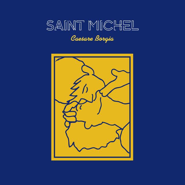 Saint Michel, Elisa JO - Caesare Borgia image cover