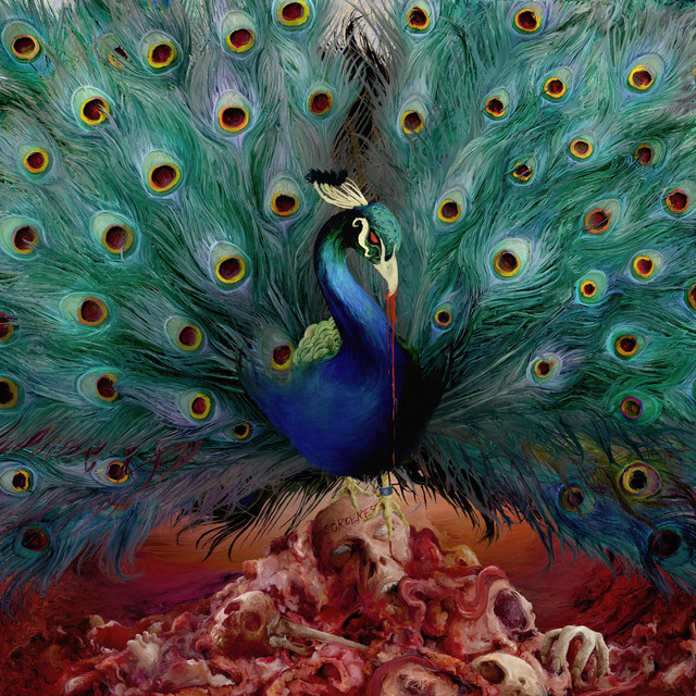 Album cover for Sorceress by Opeth