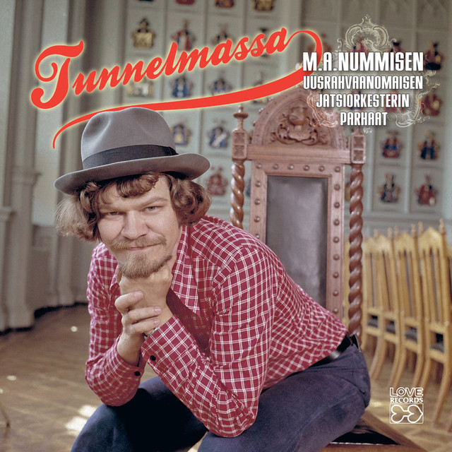 Tunnelmassa - M.A.Nummisen ja Uusrahvaanomaisen Jatsiorkesterin parhaat