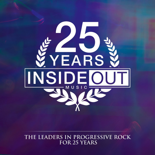 Various Artists 25 Years of InsideOutMusic album cover