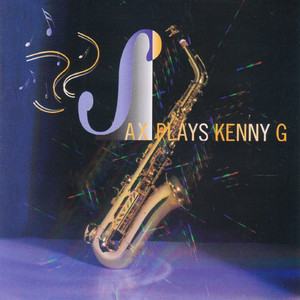 Sax Play Kenny G Albumcover