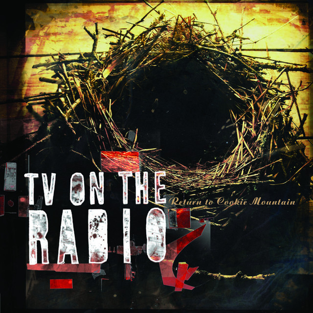 Album cover for Return To Cookie Mountain by TV On The Radio