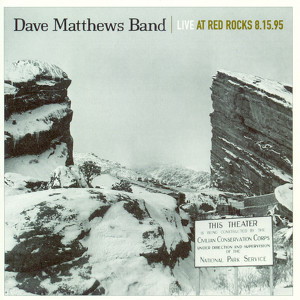 Live At Red Rocks 8.15.95 Albumcover