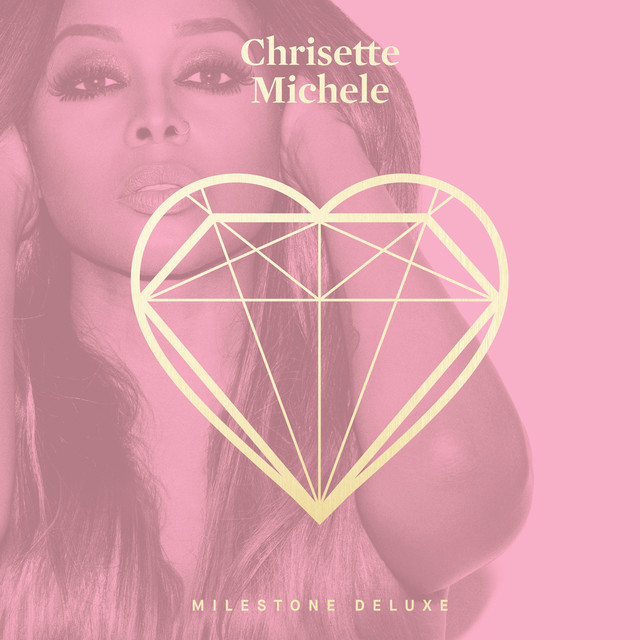 Album cover for Milestone (Deluxe) by Chrisette Michele