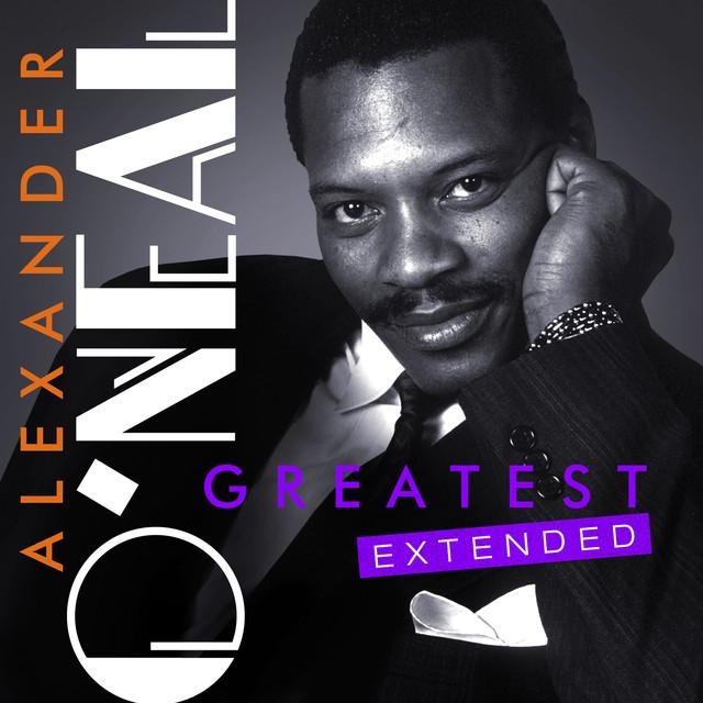 Greatest - Alexander O'neal (Extended) Albumcover