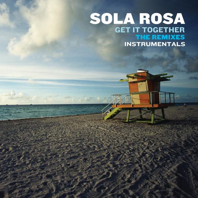 Get It Together - The Remixes (Instrumentals)