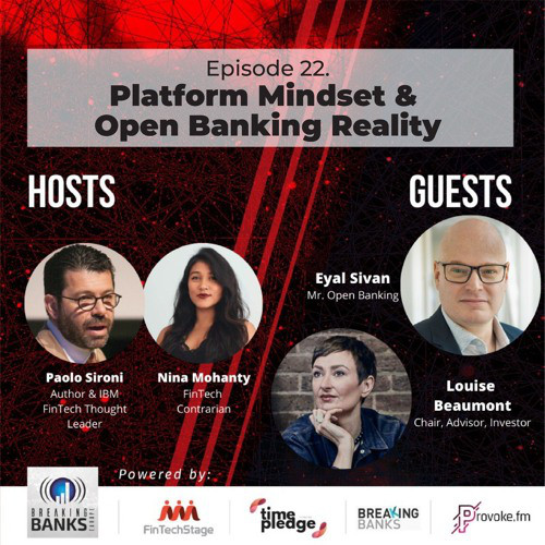 Episode 22: Innovation and Tech Zoom In: Platform Mindset and Open Banking Reality