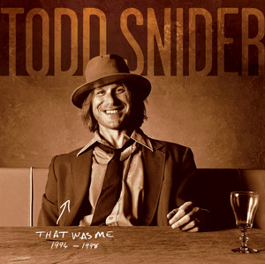 Todd Snider Talkin' Seattle Blues cover
