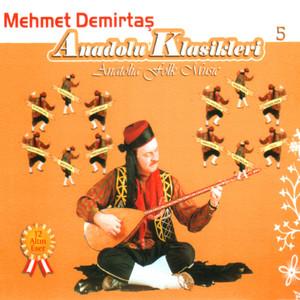 Anadolu Klasikleri, Vol. 5 Albümü