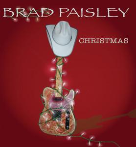 Brad Paisley Christmas Albumcover