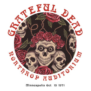 Northrop Auditorium, Minneapolis, Oct. 19 1971 (Live Radio Broadcast) Albümü