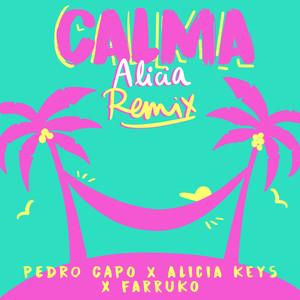 Calma (Alicia Remix) Albümü