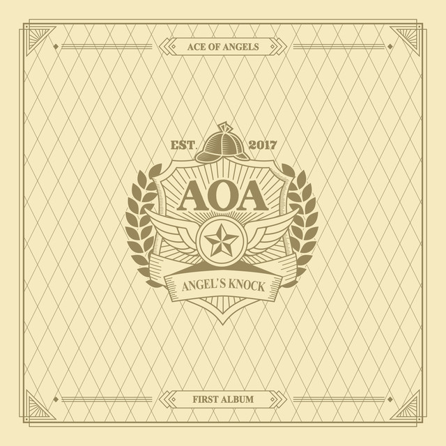 AOA 1st Album ANGEL'S KNOCK