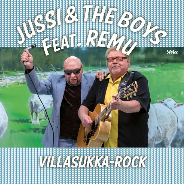 Jussi & The Boys & Remu Aaltonen: Villasukka-rock
