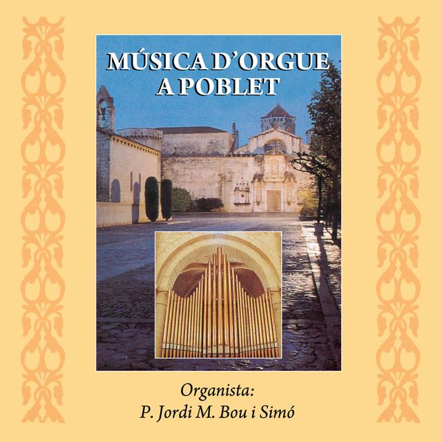 Música D'Orgue a Poblet Albumcover