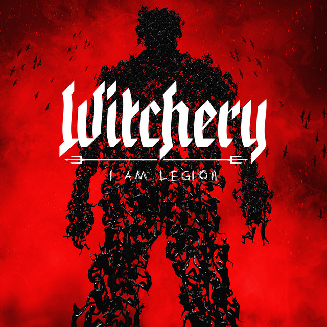 Album cover for I Am Legion by Witchery