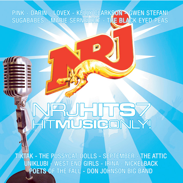 Various Artists NRJ Hits 7 album cover