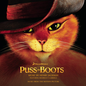 Puss in Boots Albumcover