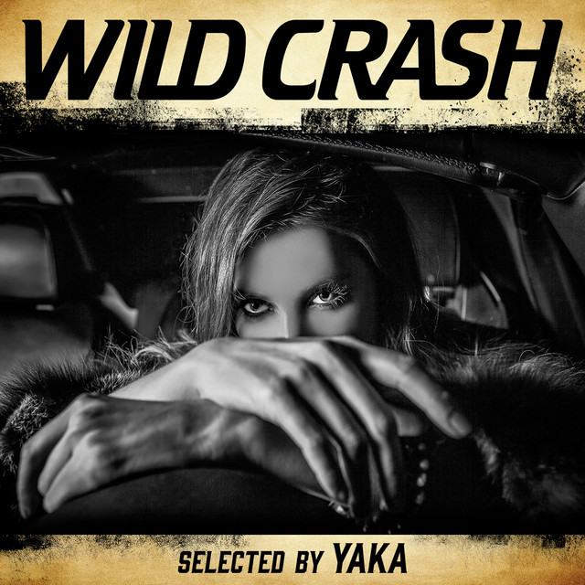Various Artists WILD CRASH selected by YAKA album cover