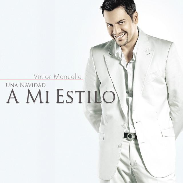 Víctor Manuelle Navidad A Mi Estilo album cover