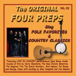 The Original Four Preps Sing Folk Favorites & Country Classics album