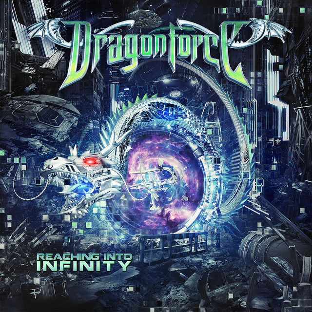 Album cover for Reaching into Infinity (Special Edition) by DragonForce