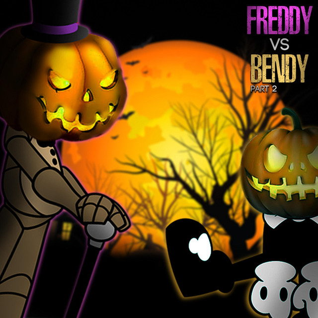 Freddy Vs. Bendy, Pt. 2