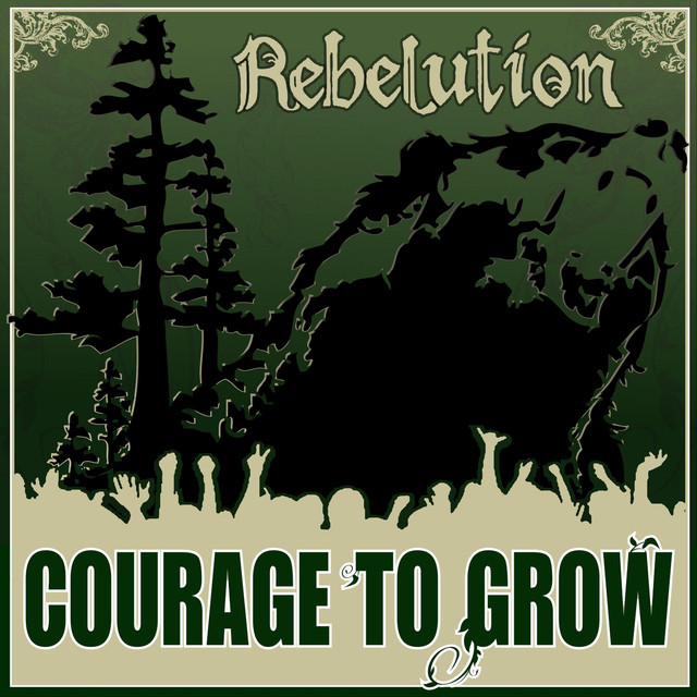 Rebelution album cover