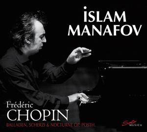 Chopin: Balladen, Scherzi & Nocturne, Op. Posth Albümü